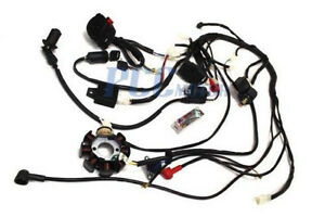 150CC 200CC WIRE HARNESS WIRING CDI ASSEMBLY ATV QUAD COOLSTER 3150DX-2 V  WH09+ | eBayeBay