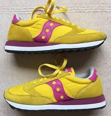 Saucony Shoes Sneaker Women Jazz Original 1044 293 Pink   eBay