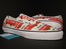 6ad55781e1a0b6 item 1 2012 VANS AUTHENTIC PRO ERA SUPREME CAMPBELL S SOUP WHITE RED GOLD  VN-0Q0D6VL 12 -2012 VANS AUTHENTIC PRO ERA SUPREME CAMPBELL S SOUP WHITE RED  GOLD ...