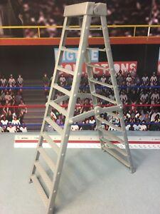 WWE Mattel Action Figure Accessory Grey Super Tall Ladder Elite loose