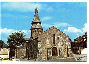 CP-03-ALLIER-Neris-les-Bains-L-039-Eglise-Romane