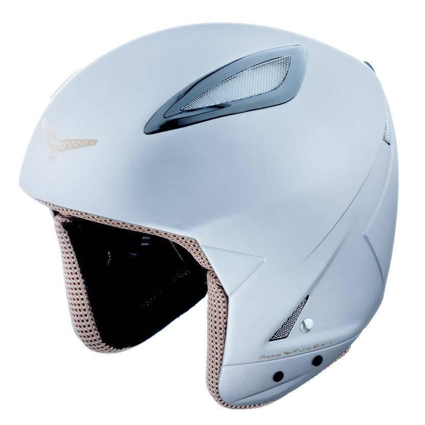 Biko Indian,  Ski  Snowboard Helmet, Matte Titanium, 52cm, New with tags  official website