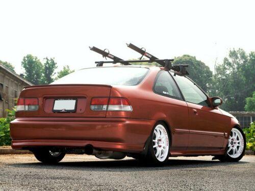 Unlackiert *Für Honda Civic 5 V EG EH EJ1 EJ2 Limo Coupe Heckspoiler Lippe