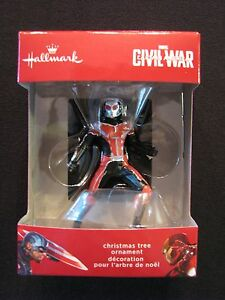 Hallmark-Ornament-2016-Ant-Man-Marvel-Civil-War-Christmas-Tree-Ornament