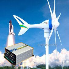 Apollo MAX 650 W Watt 24 V AC Magnet Wind Turbine Generator + Hybrid Controller