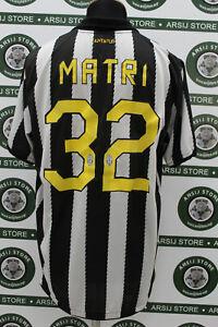 Maglia-calcio-JUVENTUS-MATRI-TG-XL-shirt-trikot-camiseta-maillot-jersey