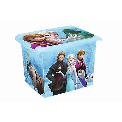 Spielzeugkiste Spielzeugbox  Fashion Box Disney Frozen 20 L Aufbewahrungsbox