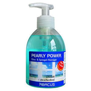 Pearly Power 300 Ml Konzentrat Spiegelreiniger Glasreiniger Fenster