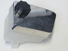 CLASSIC ROVER MINI COOPER MPI COOLANT EXPANSION TANK TOP COVER STAINLESS