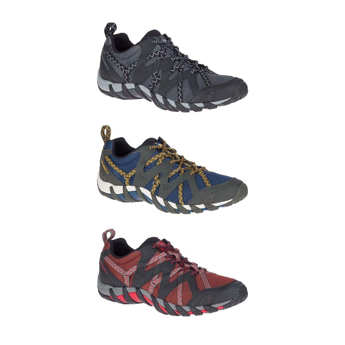 New Merrell Waterpro Maipo 2 Hombres Medio Senderismo Trail Zapatos Todos Los Colors Todos los Tamaños