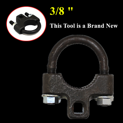 "Inner Tie Rod Tool-3//8/"" Inch Low Profile Tool for Inner Tie Rod Removal//Installation"