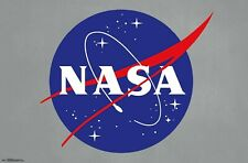 NASA - LOGO POSTER - 22x34 - SPACE 17978