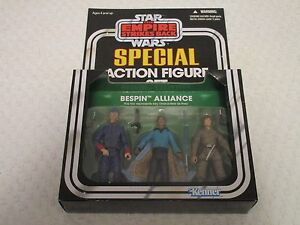 Kenner Star Wars The Empire Strikes Back Special Action Figure Bespin Alliance