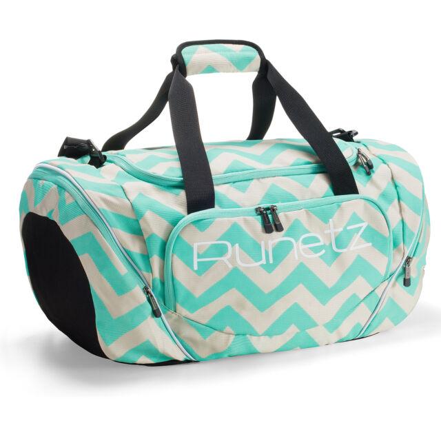 1dd440e5a95d Runetz Gym Duffle Bag Sports for Men   Women Ideal Workout Travel Overnight  Athl