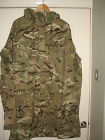 BRITISH ARMY MTP WINDPROOF SMOCK, NEW & UN-ISSUED