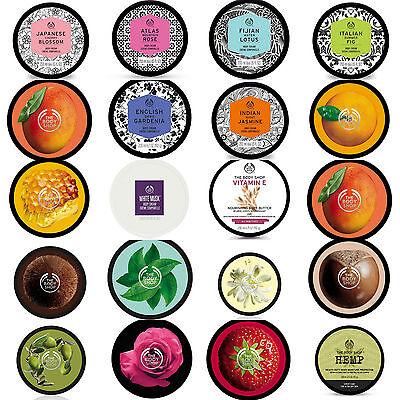 Body Shop ◈ FULL RANGE ◈ 48-Hour Rich Body Butter Moisturiser Cream ◈200/400ml
