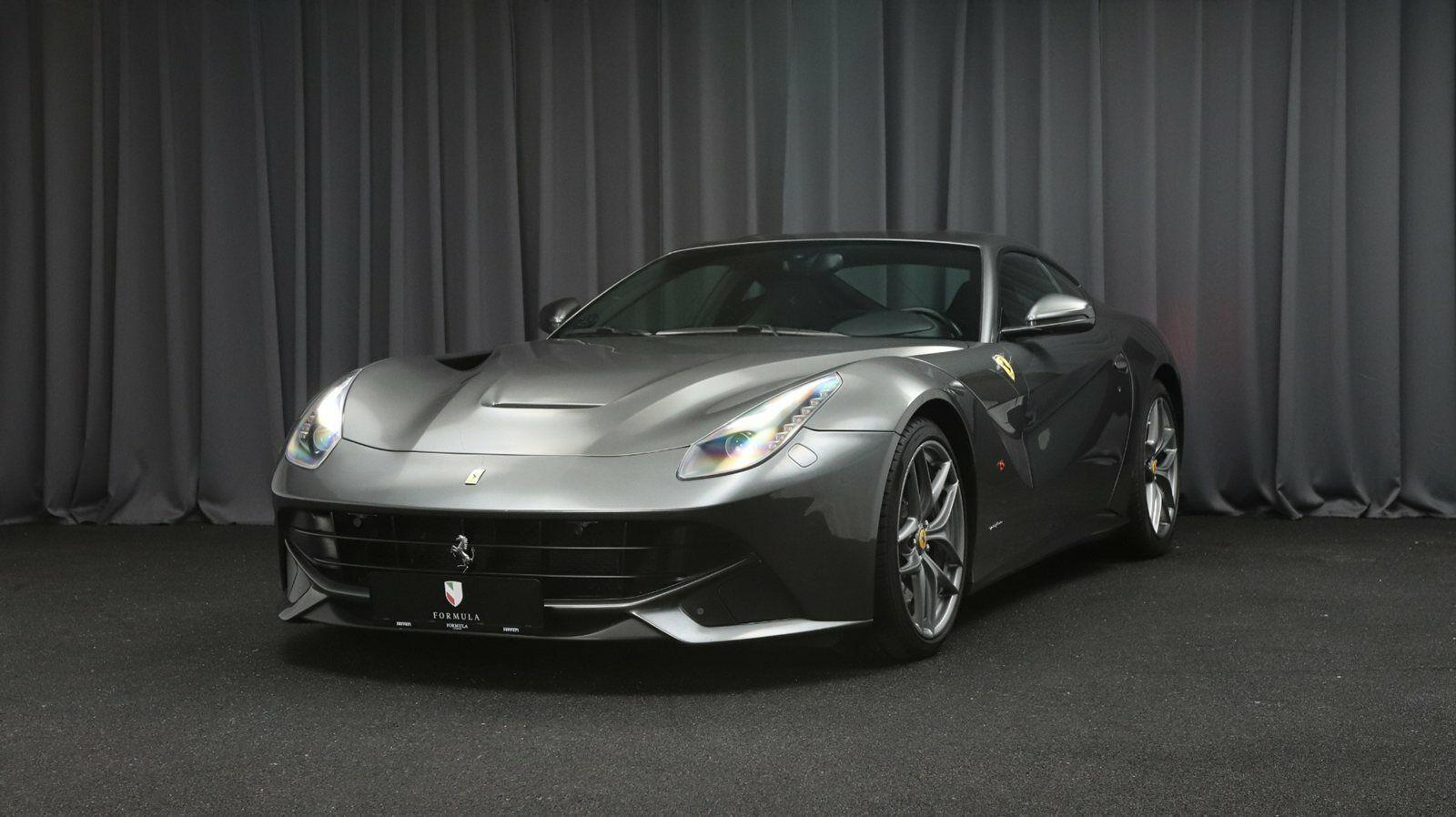 Ferrari F12berlinetta 6,3  2d - 16.395 kr.