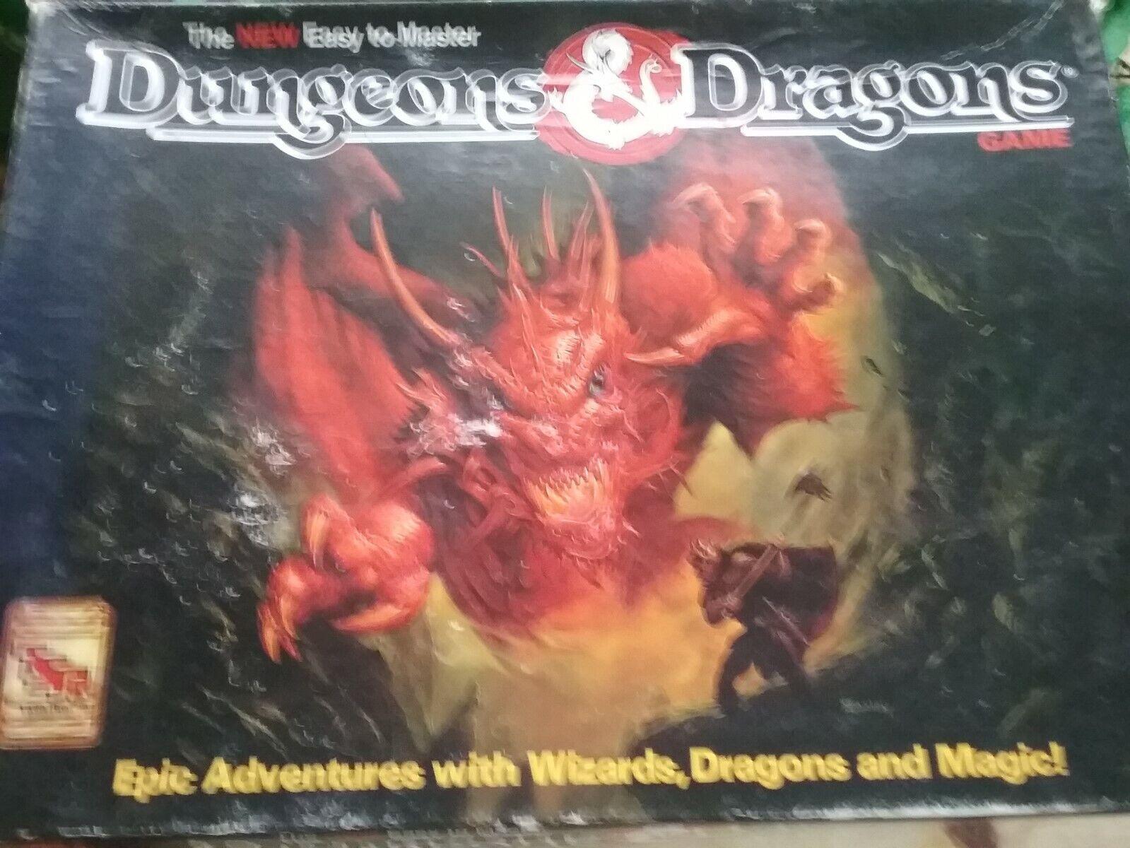 The nuovo Easy to Master Dungeons &  Dragons tavola gioco 1991  alta qualità