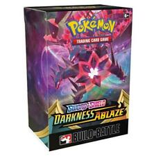 Darkness Ablaze Pre-Release Kit x1 Pokemon English Build & Battle Box
