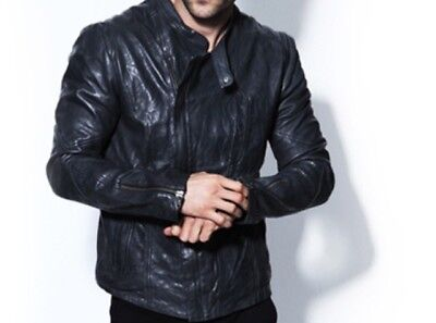 Cruz Leather Jacket by AllSaints