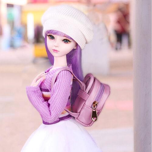 """New 24/"""" 1//3 Handmade PVC BJD MSD Lifelike Dolls Joint Dolls Girl Gift Frieda"""