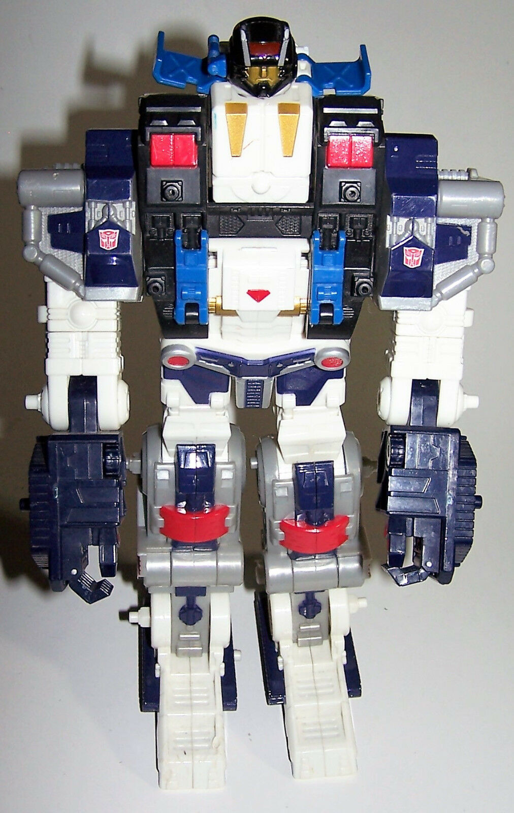 Transformers Cybertron METROPLEX Leader Class Action Figure 14  Tall