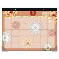 At A Glance Aag5035 Desk Pad Calendar12 Mthjan Dec1ppm22 In X 17 Inflowers