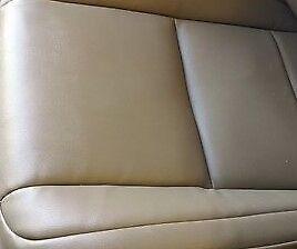 1996-1997-1999-Toyota-4Runner-leather-Seat-cover-L-H-driverside-bottom-Oak-tan