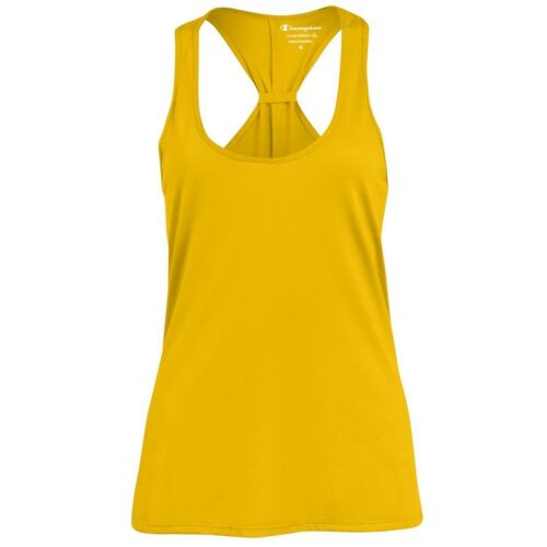 Champion Women/'s Triblend Swing Racerback Tank Top Collection