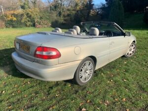 55-plate-VOLVO-C70-2-0T-GT-CONVERTIBLE-NO-RESERVE