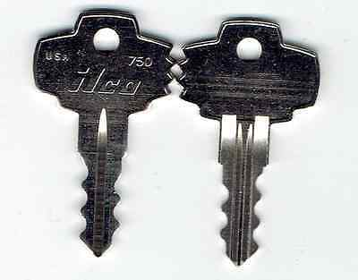 Cheap Price Fort 750 Nickel Silver Key Blank X2 Reliable Performance