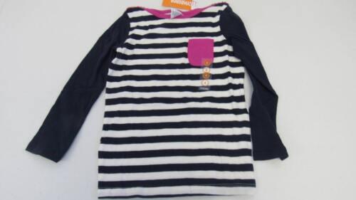 Gymboree Bundled /& Bright Blue// White// Pink Striped Shirt size 4 5 8 NEW