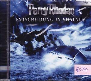 PERRY-RHODAN-CD-Hoerspiel-Entscheidung-in-Vhalaum-NEU-OVP