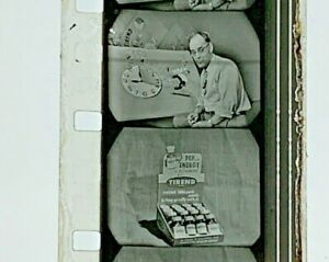 16mm-Advertising-Film-Reel-Consumer-Drug-Corporation-TIREND-034-Painter-034-C21