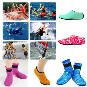 Unisex-Neoprene-Diving-Scuba-Swimming-Socks-Water-Sports-Boots-Beach-Shoes