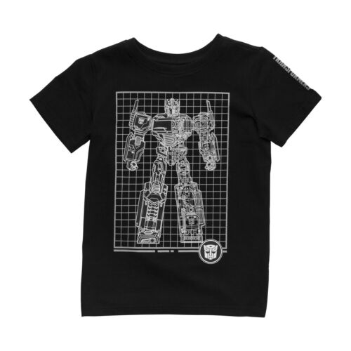 Transformers Boys Licensed tee t shirt top New with Tags Free Postage sizes 3-7