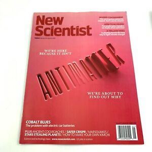 NEW-SCIENTIST-MAGAZINE-ANTIMATTER-Feb-March-2020