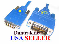 5ft Cisco Wic-2t Db60/ Dte To Smart Serial Dce Cable. Buy 3 Get 1 Free