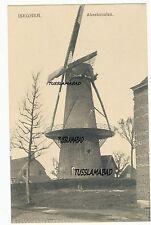 Izegem Iseghem Belgien Stadt alte Windmühle Mühle Postkarte 1 WK