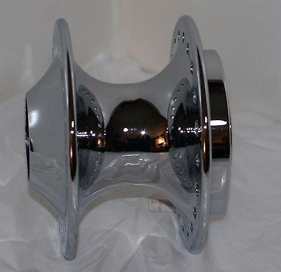 NEW!  BILLET BOYS  Wheel Hub Front NARROW GLIDE SINGLE DISK (Fits FXR,FXD,XL)