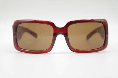 Beliebte Marke Sonnenbrille 7942 54[]16 Rot Oval Sonnenbrille Sunglasses Neu