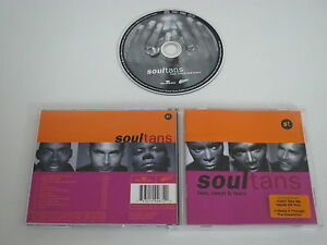 SOULTANS-LOVE-FELPA-amp-TEARS-BMG-74321-44467-2-CD-ALBUM