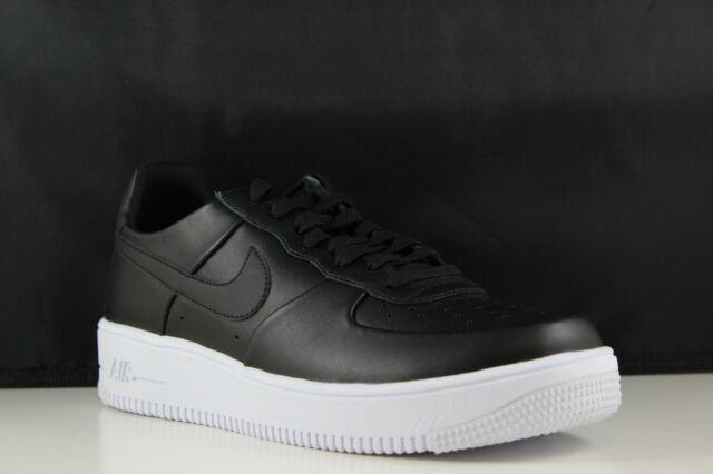 Nike Ultraforce Casual White Mens Lthr Af1 001 9 Force 1 845052 Air Leather Black qGSzMUVp