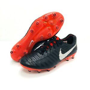 estornudar Drástico Catedral  Nike Tiempo Legend 7 Elite AG-Pro Black Soccer Cleats AH7423-007 Men's Sz 6    eBay