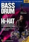 Bass Drum and Hi-hat Technique 0884088053604 With Michael Packer DVD Region 1