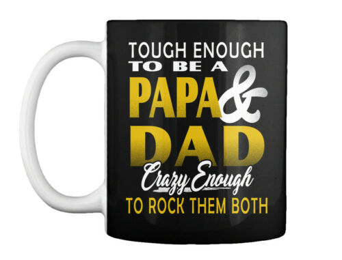 Im A Papa And Dad Xmas Gift Coffee Mug