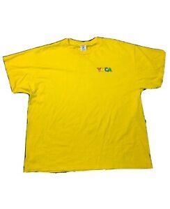 Vintage-Ymca-T-Shirt-Men-Xl