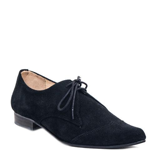 Boots & Braces - winkelpiker Classic Suede Nero