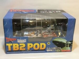 Takara-Thunderbirds-2-TB-2-Pod-2-with-TB4-and-Recovery-Vehicle-1-144-Scale-F-S