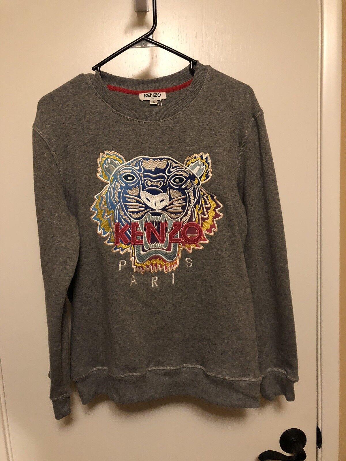 Kenzo begränsad Edition Rainbow - tröja